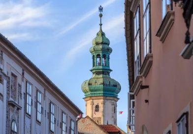 """Sopron """"Hű őre"""" a Tűztorony"""