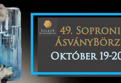 Hamarosan itt a 49. Soproni ÁsványBörze