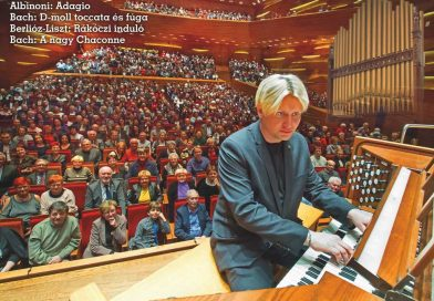 Varnus Xaver soproni koncertje: Bach, két orgonára – jún.18.