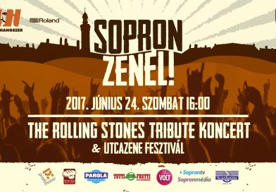 Sopron Zenél! 2017 június 24.